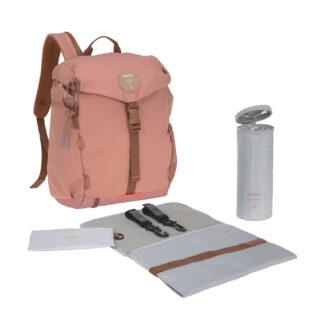 LÄSSIG Wickelrucksack - Outdoor Backpack, Cinnamon
