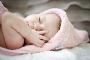 Wickeln - Baby
