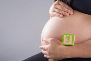 Schwangere Bauch